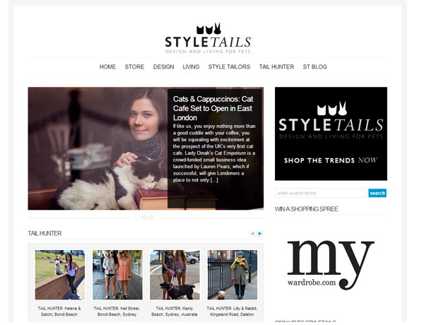 Style Tails blog